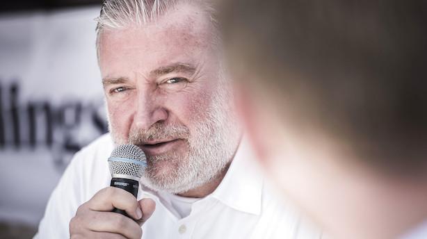 """Lars Seier forsvarer Trumps aflysning: """"Vores politikere opfører sig som en flok provinsielle klaphatte"""""""