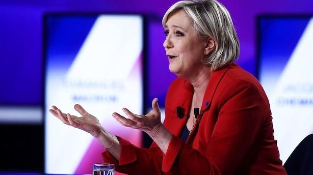 Europa: Frankrig faldt før valget i ellers fladt marked