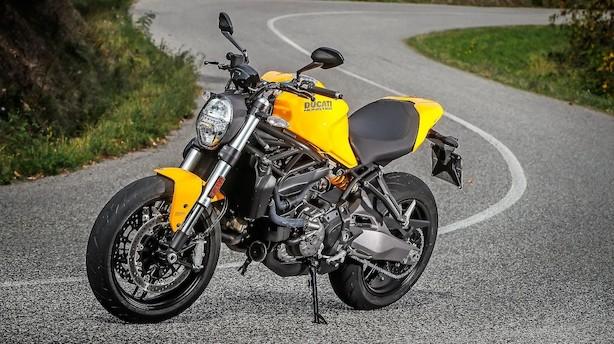 Test på italienske småveje: Ducati Monster fylder 25 år