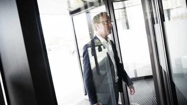 """""""Vi har lavet en aftale, der er gensidig med Jens, hvor det er tid til, at han stopper"""""""
