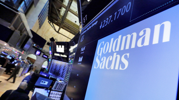 Goldman Sachs styrker sin position for almindelige penge