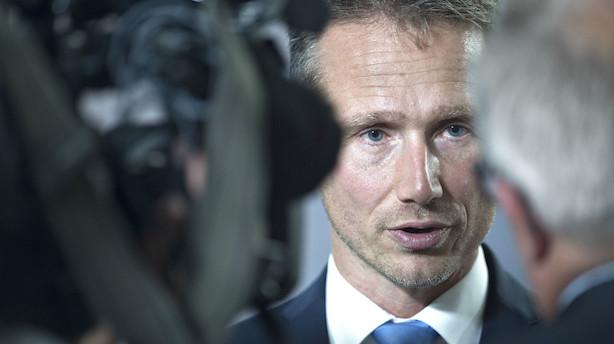 Kristian Jensen om frygt for salg til saudere, russere eller Macquarie: Ørsted bestemmer selv, hvem de sælger Radius til, men...