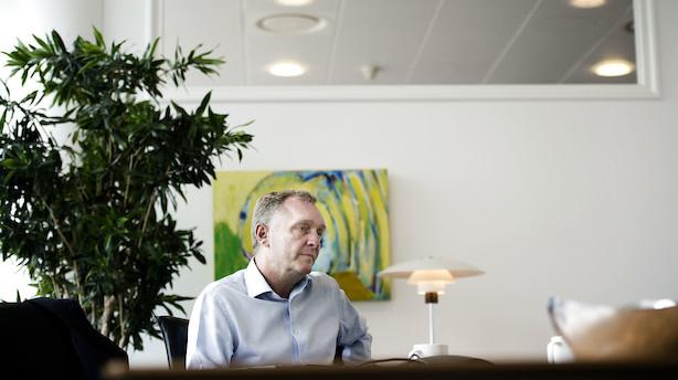 MT Højgaards nye formand vil skære forretningen til