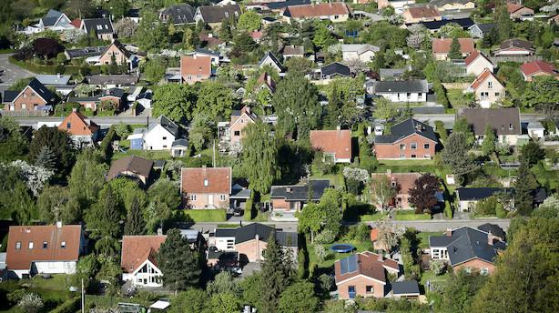 Ny forsinkelse af vejledende ejendomsvurderinger lægger dæmper på boligmarkedet
