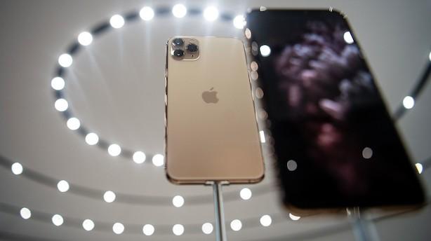 Aktieluk i USA: Fremgang på handelshåb - Apple igen over 1000 mia dollar