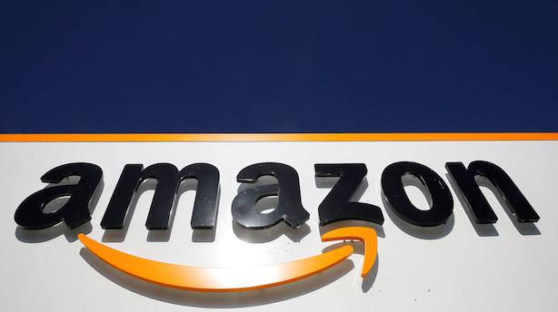 Amazon skruer op for klima-mål: Vil nå Paris-mål ti år tidligere