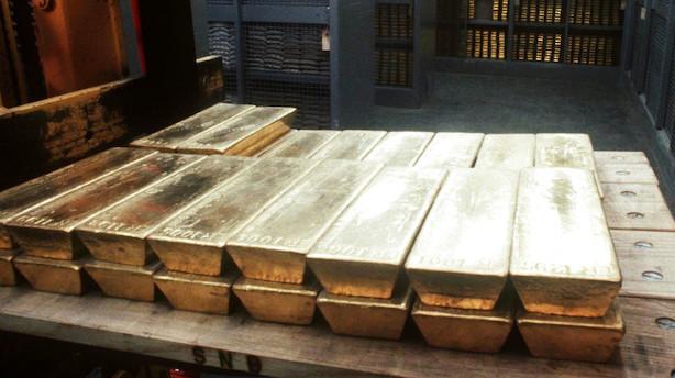 Medie: Danske Bank tilbød guldbarrer til rige russere