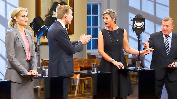 Måling: DF er Danmarks største parti for første gang