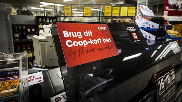 Coop: Ny betalingsmodel f�r kunder til at k�be 30 pct. mere