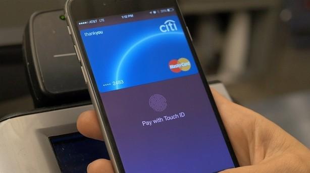 Mastercard: Hyppigere brug af kortet l�fter overskud