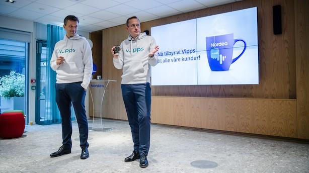 Topchef i Mobilepay-rival hilser Danske Bank velkommen