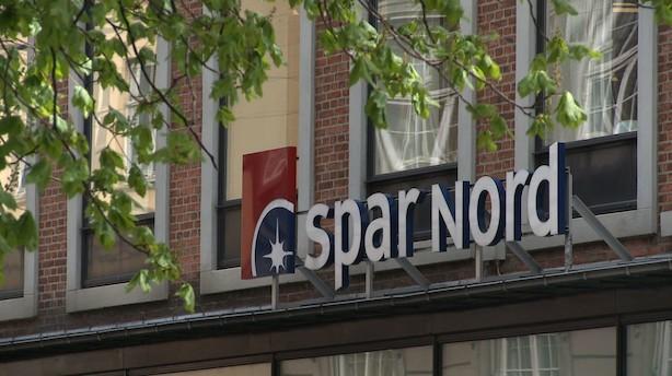 Spar Nords bundlinje får løft fra lavere omkostninger