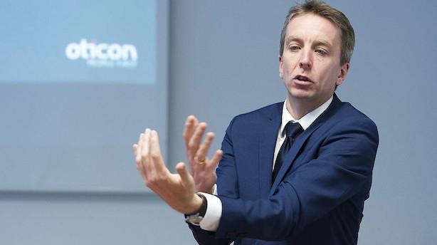 Nordea siger køb William Demant inden regnskab: Tror negative spekulanter bliver klemt