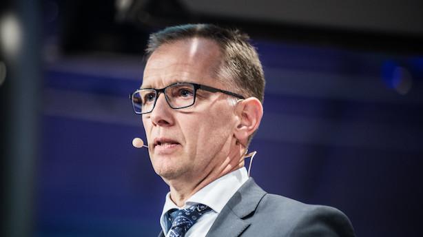 """Jens Klarskov efter fratrædelse: """"Der sker mange mærkelige ting"""""""
