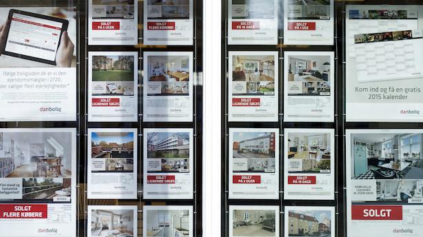 Nye boligtal: Trods rekordsalg i maj er udbuddet fortsat meget højt