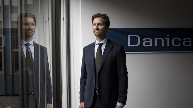 Ny direktør i Danica Pension