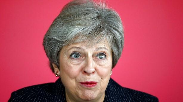 Avis: May har fortalt sine nøgleministre, at brexit-aftale er tæt på