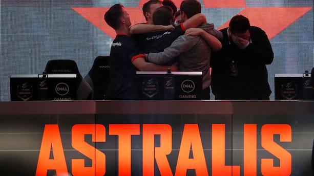 Styrket Astralis jagter revanche for sidste års bet