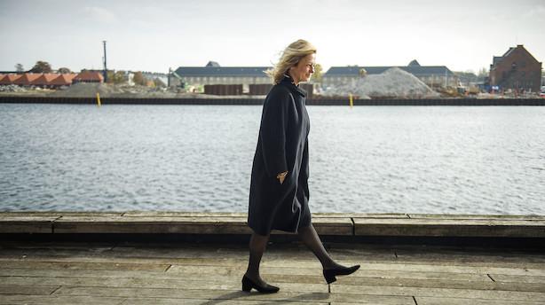 TDC vender syv års fald i indtjeningen i Allison Kirkbys første årsregnskab som topchef