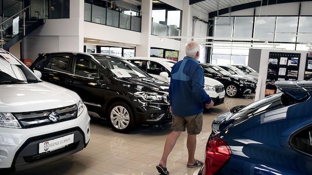 Gode år i bilbranchen: Storforhandler af Volvo og Alfa Romeo nærmer sig omsætning på 3 milliarder