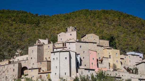 Et moderne italiensk middelaldermirakel