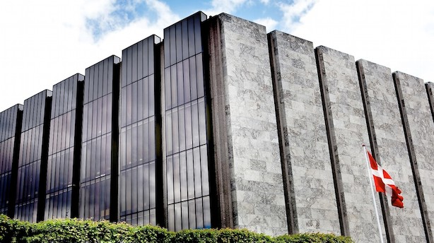 Nationalbanken: Pensionssektor kan få brug for 100 mia i kontanter ved rentestigninger
