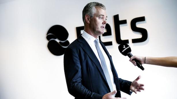 Ups: Nets' ærkerival har købt firmaet bag den danske kæmpes betalingsterminaler