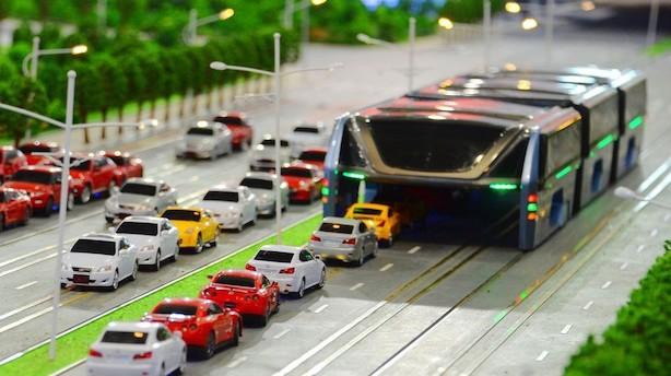 Kinesere afslører bussen der sluger myldretiden