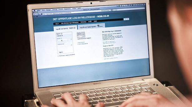 Borgeres cpr-numre lå tilgængelige på kommunes hjemmeside
