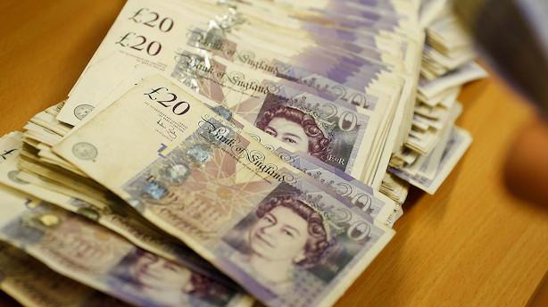 Valuta: Brexit-bekymringer rammer igen pundet