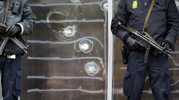 Undersøgelse: Færre danskere frygter terror