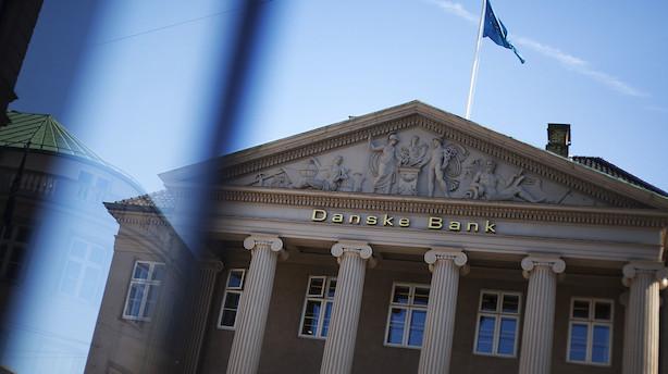 Chef for compliance stopper i Danske Bank