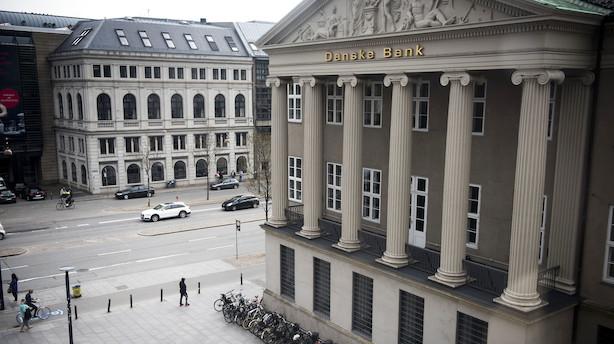 Danske Bank sætter nu tal på hvidvaskindtjening i Estland: Vil donere pengene