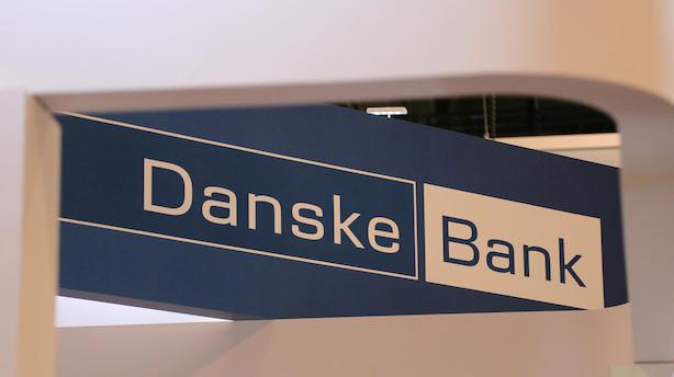 Danske Bank dykker igen efter at USA går ind i hvidvasksag