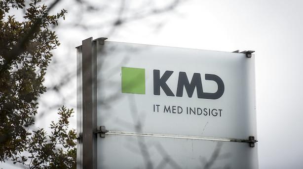 Efter it-skandale: KMD må af med 200 mio kr i erstatning til Skatteministeriet