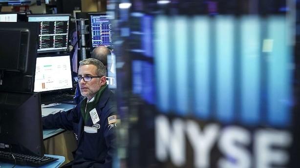 USA: Markedet sænker forventningerne til lavere rente