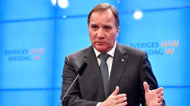 Hov: Nu sænker Sverige skatten på den sidst tjente krone - og daler ned under Danmark