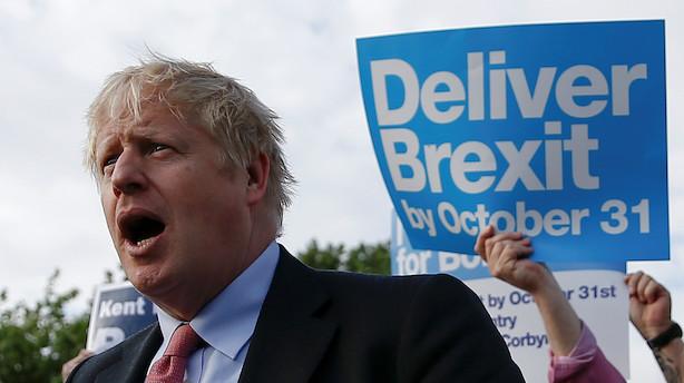 """Pundet fortsætter fald efter kandidaters afvisninger af brexit-aftalen: """"Der er ikke nogen tvivl om, at investorerne er rigtigt bekymrede"""""""