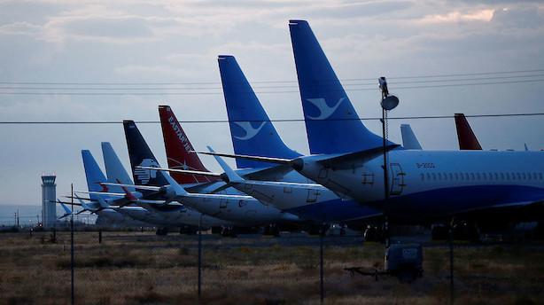 Boeing opdager ny fejl i ulykkesfly