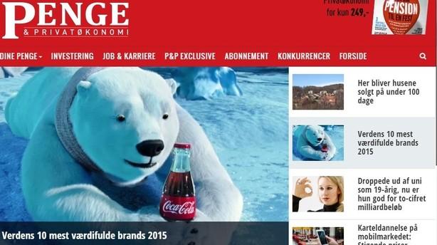 B�rsen overtager magasinet Penge & Privat�konomi