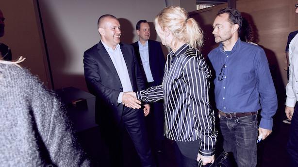 Bjarne Corydon ny topchef på Dagbladet Børsen