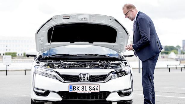Klimaministeren: EU skal bane vej for mere klimavenlige biler
