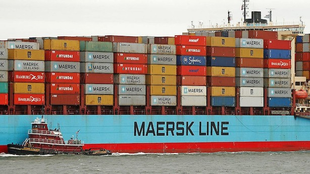 Aktier: Mærsk i bølgegang efter intensivering af handelskrigen