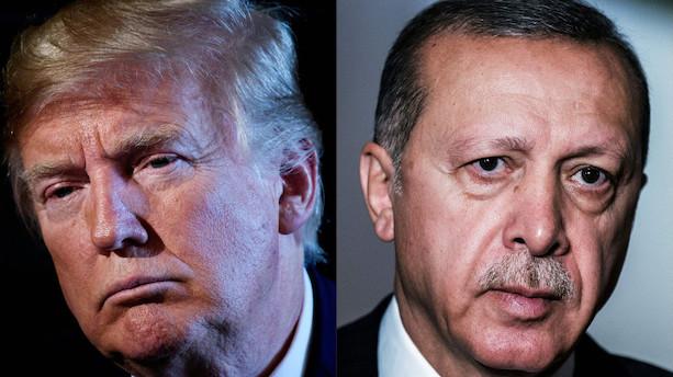 Tyrkiet sværger at svare igen på Trumps øgede toldsatser