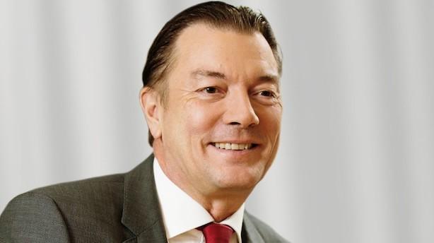Dansk topfigur i NCC mister det halve kongerige