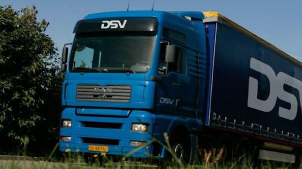 Analytiker: Højere DSV-kurs kan holde konkurrenter fra Panalpina