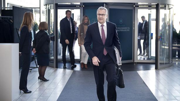 Mærsk-topchef advarer mod EU's stramme konkurrenceregler