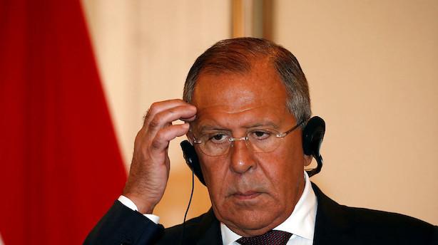 Rusland anser risikoen for krig i Korea som meget stor