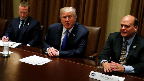 Trump freder unge indvandrere mod deportering i ny aftale