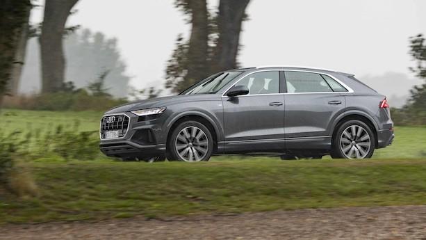 Højteknologisk kæmpe-Audi er i Danmark nu